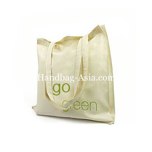 cotton shopping bags from Thailand