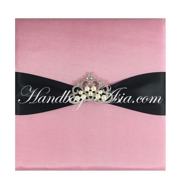 silk menue holder and invitation card holder