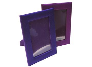 Thai silk picture frames
