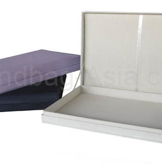plain wedding box for invitations
