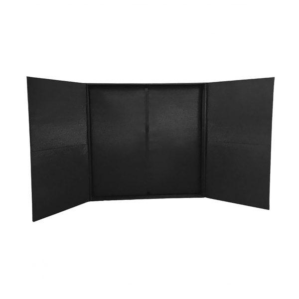 Black invitation box