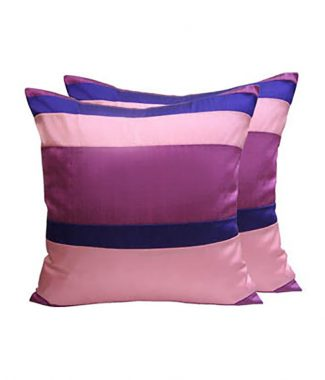 Luxury Thai silk cushions set