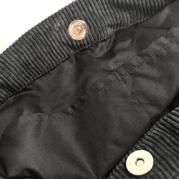 magnet closure of bag