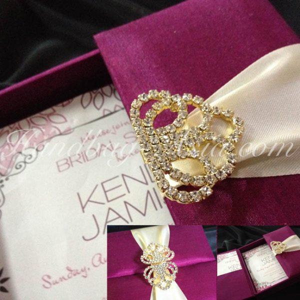 Luxury wedding boxes