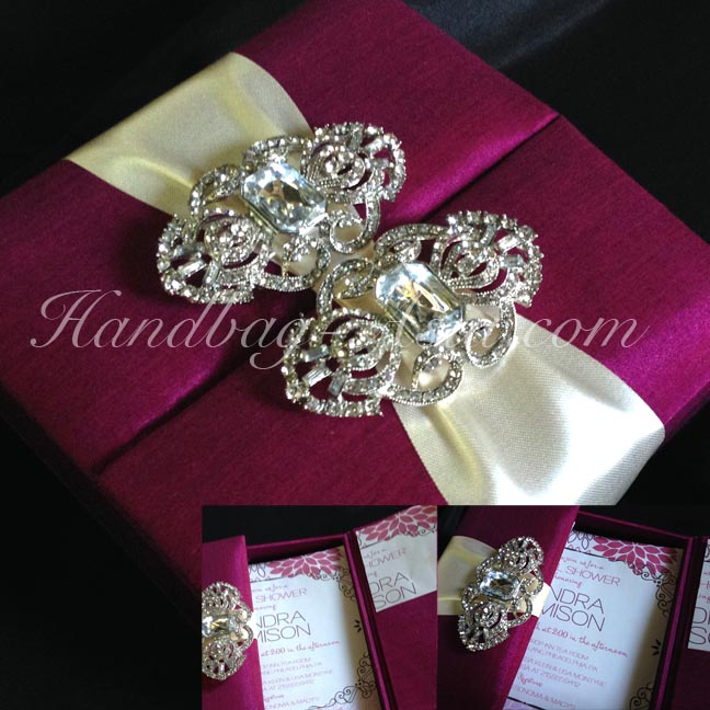 pcs com wholesale rhinestone brooches crystal set dp wedding amazon brooch bouquet lot invitation silver