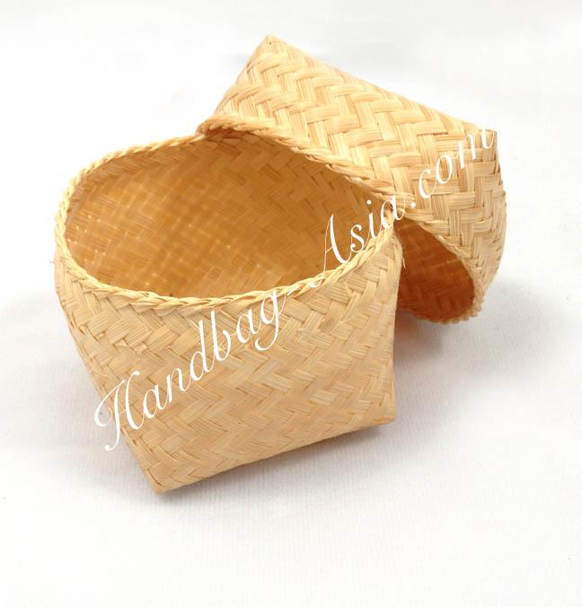 Bamboo Favor Box For Wedding