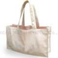 Large cotton shopping bag
