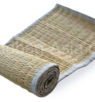 Modern decorative reed runner