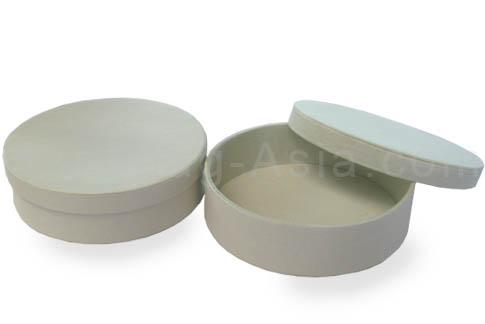 ivory cylinder box