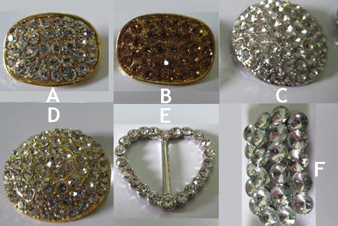 wedding crystal brooches