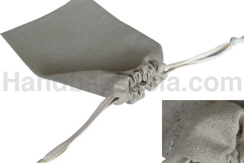 Hemp Drawstring Bag