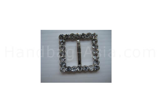 Square shaped buckle