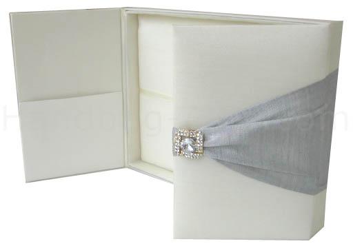 couture wedding invitation