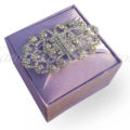 luxury wedding favor box