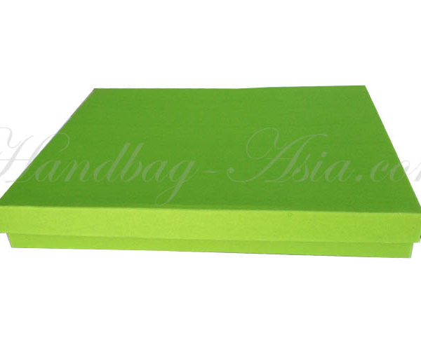 light green mailing box for invitations