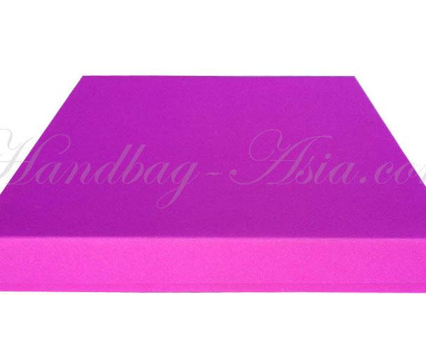 pink mailing box