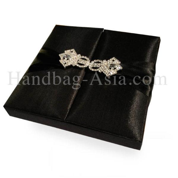 boxed couture invitation