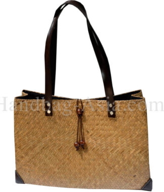 environment friendly bamboo bag from chiang mai