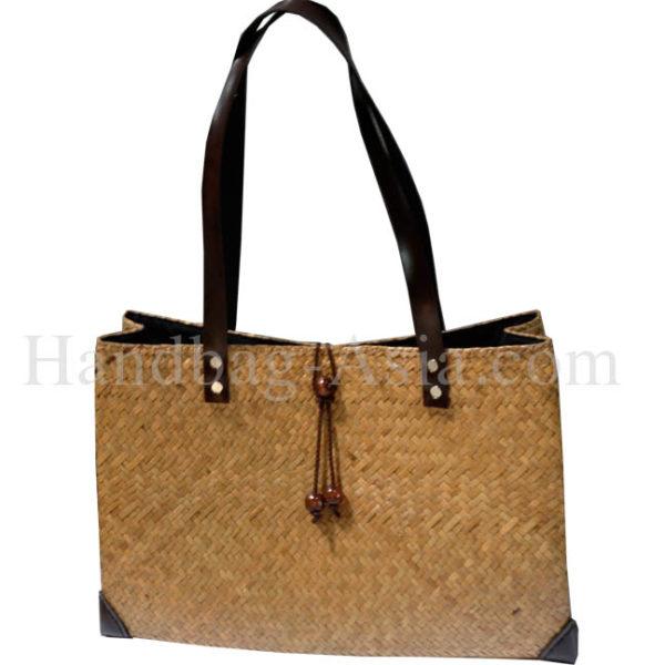 environment friendly bamboo bag from chiang mai
