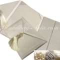 Luxury Ivory Wedding Envelope