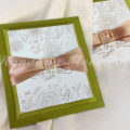 invitation pad for wedding cards and menu cards
