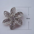 lilawadee flower brooch