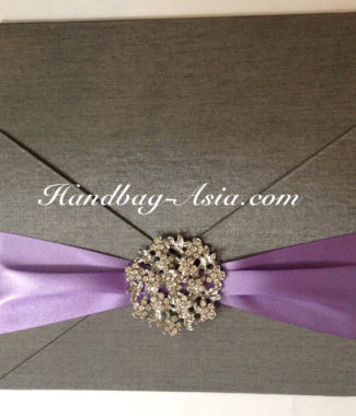 silk invitation pad for wedding cards