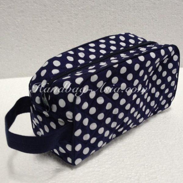 polkadot cotton bag