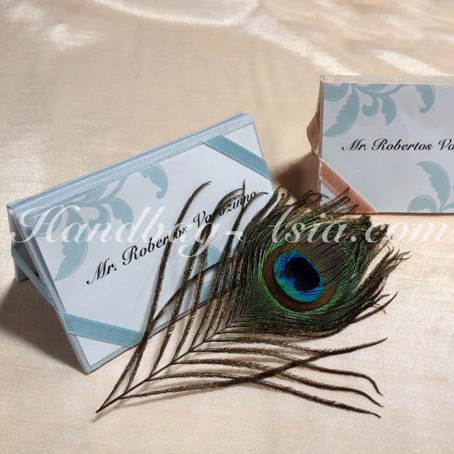 wedding place-card holder