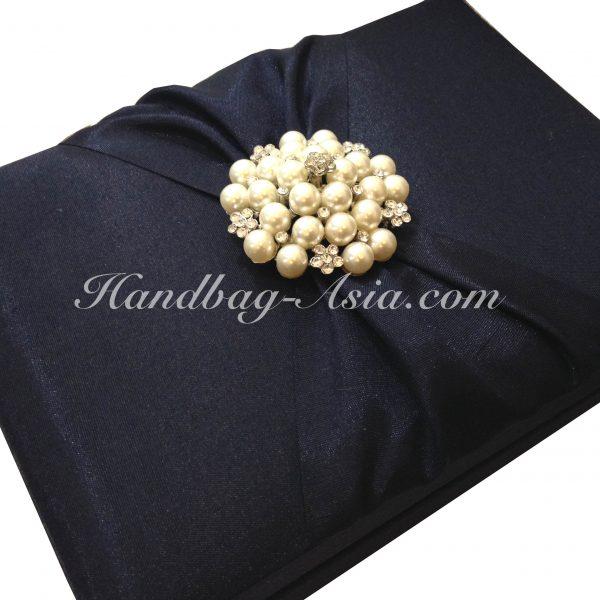black pearl wedding box
