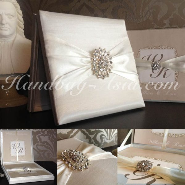 High-end wedding invitation box