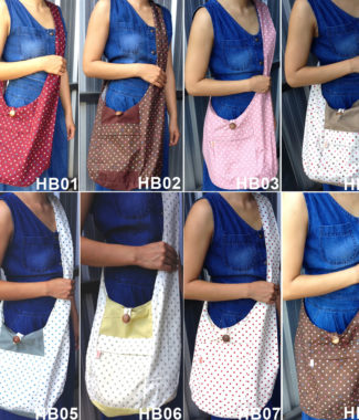 cotton hobo bags