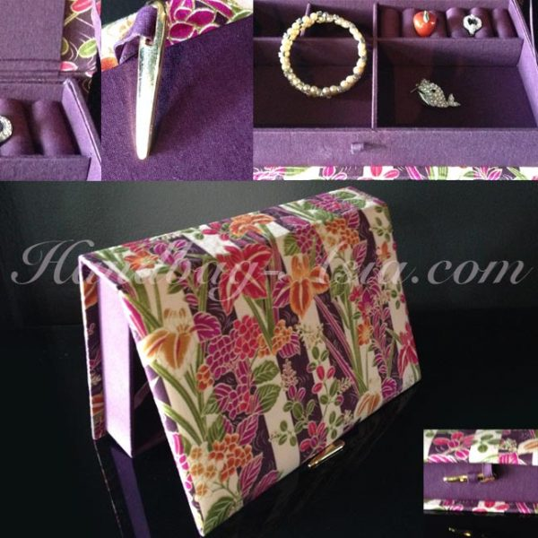cotton jewelry boxes
