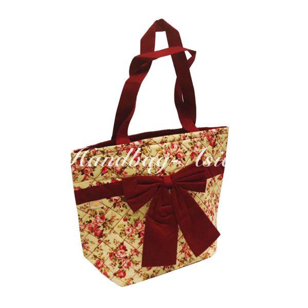 Beautiful Thai Cotton Handbag