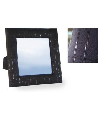 black silk photo frame wholesale