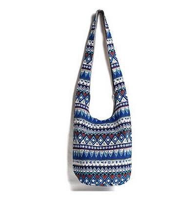 cotton monk bag from Thailand