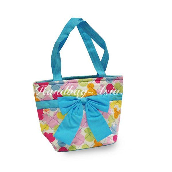 cotton canvas kids handbags