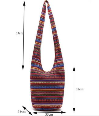 Thai cotton hippie bags