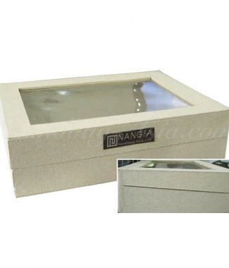 Cotton spa set box