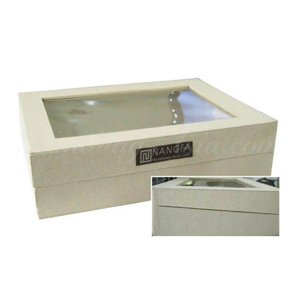Cotton spa set box