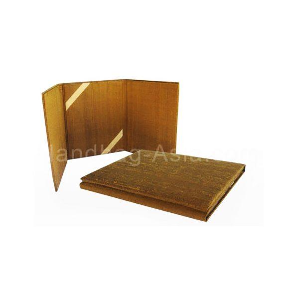 luxury duopioni silk folder