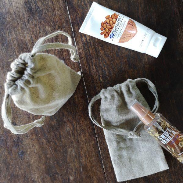 Drawstring eco bag