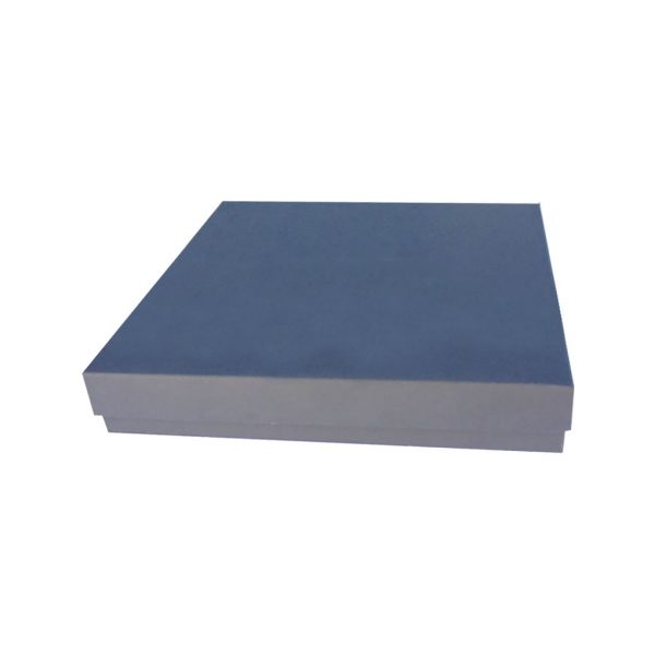grey mailing box for invitation boxes
