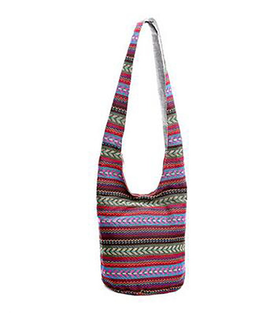 ... Boho Messenger Bag. Thai cotton hippie bags · handmade shoulder bags d1605b86e6