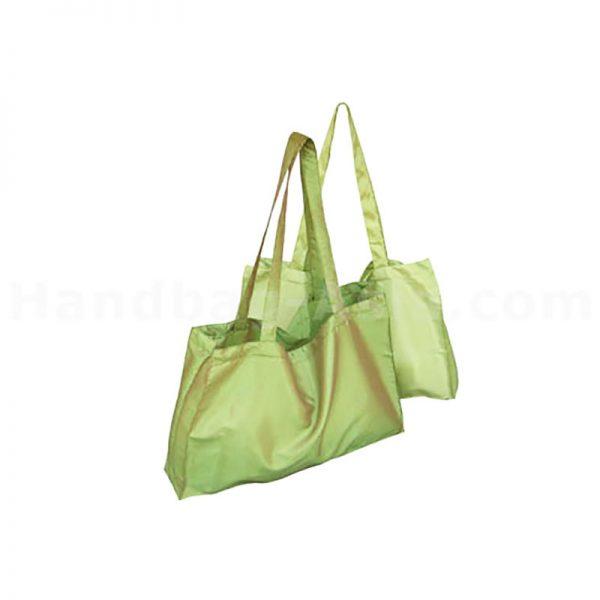 large silk promotional bag