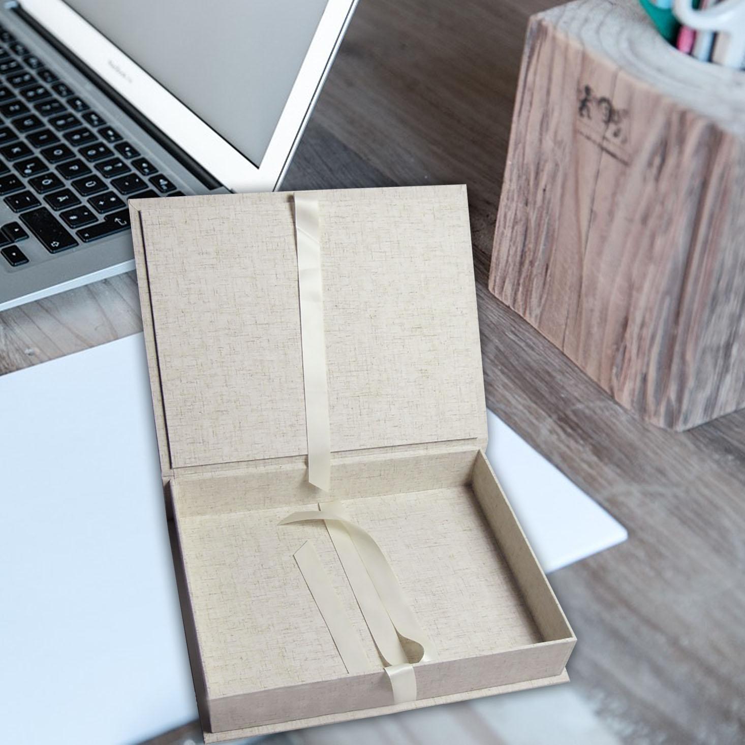 Linen Fabric Boxes Including Linen Photo Boxes Photo Album Boxes