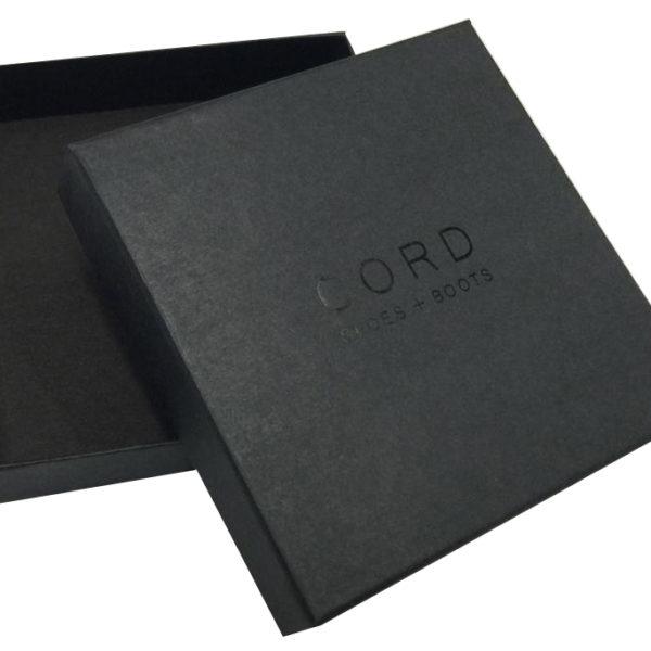 Logo Embossed Rigid Boxes