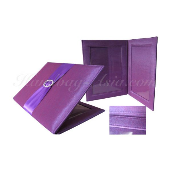 silk photo booklet picture frame