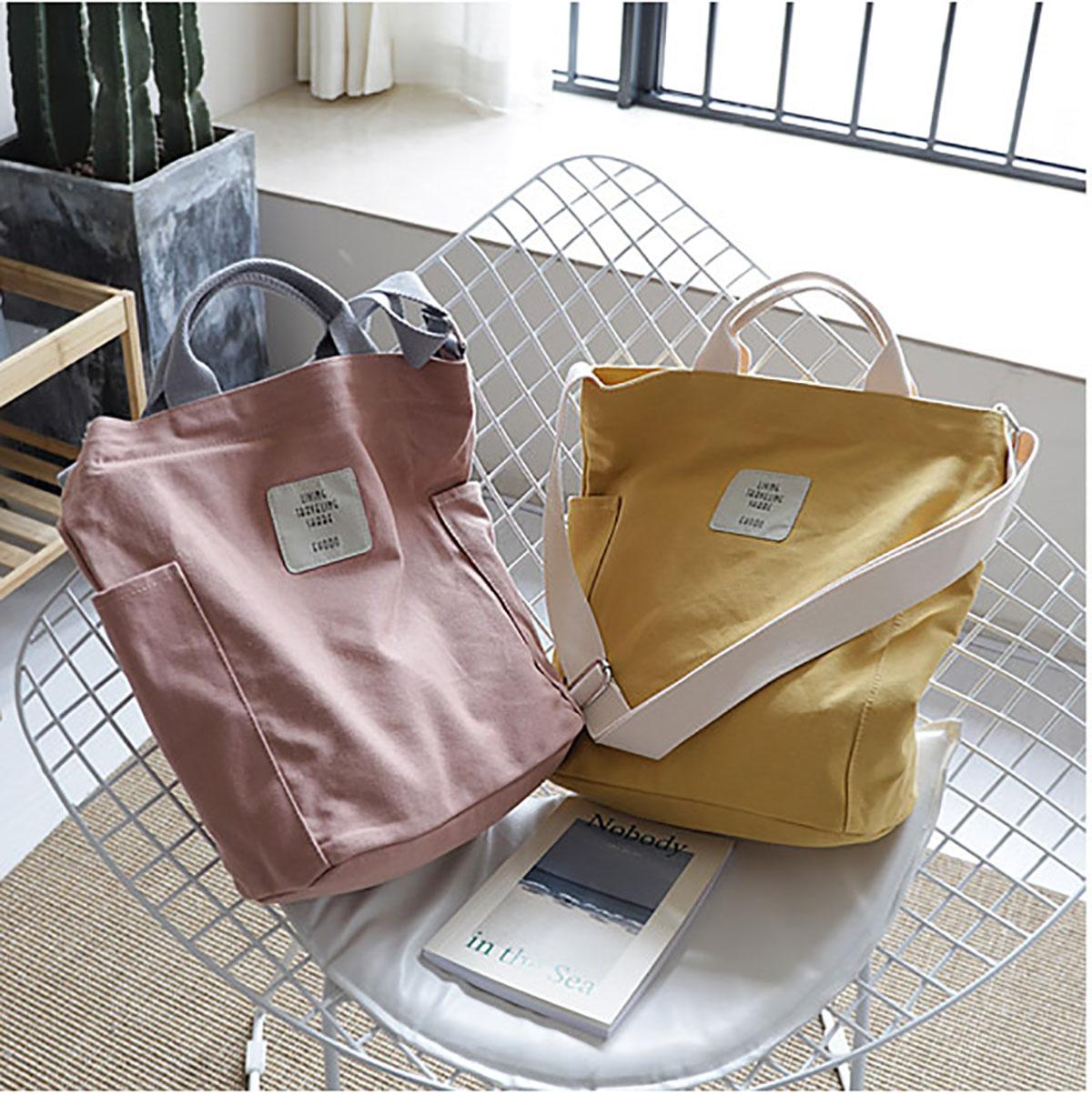 Modern canvas bag designs