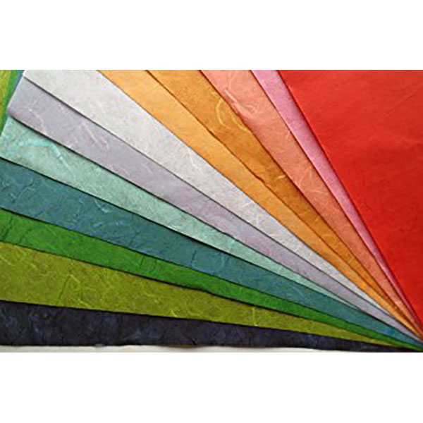 mulberry paper colors